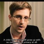 Edward Snowden sätter spår.