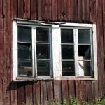 Veckans fönster-Lantligt.