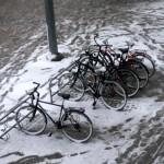 Vinter, snö och tågkaos i repris.