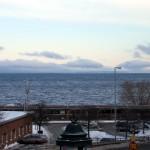 Förr gick tågen i tid även när kylan och snön slog till.