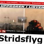 Natoanfall mot Libyen?
