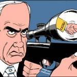 Snart är det palestiniernas tur.