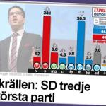 Kommer Jimmy Åkesson att fälla avgörandet 2014?