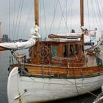 Klippan och ångbåtsbryggan i Göteborg, bilder.