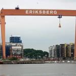 Eriksberg och Stena Line, Bilder.