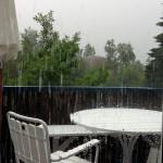 Förföljd av ovädret?