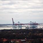 Ramberget, panorama över Göteborg (3). Bilder.