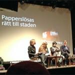 Livet som papperslös i Göteborg.