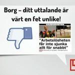 Anders Borgs sista budget?