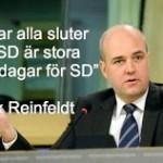 Lär av historien Fredrik Reinfeldt!