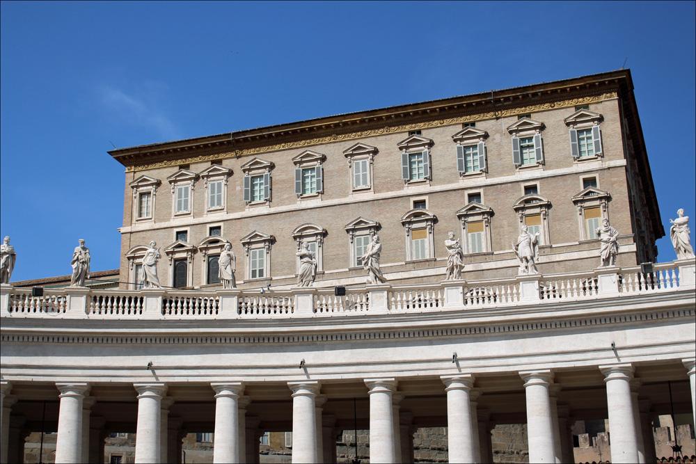 påvens rum