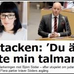 Rosanna Dinamarca visar vägen.