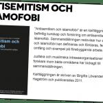 Islamofobin det dominerande rasistiska hotet i Sverige.