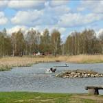 Långpromenad vid Hökälla, bilder.