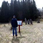 På historisk mark i Vrångstad,bilder.