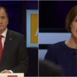 Efter  partiledardebatten om debatteknik som slår tillbaks.