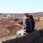 Utsikten vid Masthuggskyrkan, bilder.