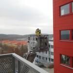Räddningstjänsten som flytthjälp, Dagens bild.
