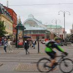 Cyklister en trafikfara i Göteborg? Dagens bild.
