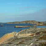 September bjöd på sommar, bilder från Sillvik.