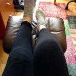 12 dagar med ny knäled.