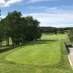 Sommar och golf. (2)